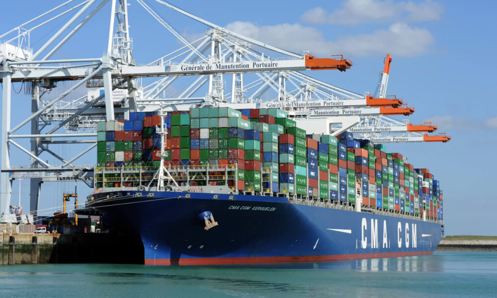 Maritime/Air Freight FCL & LCL -Transit Door to Door | Derudder